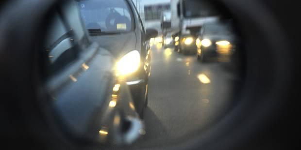 La circulation autour de Bruxelles est difficile à la suite d'un accident - La DH