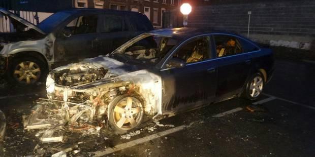 Trois voitures incendiées à Monceau-sur-Sambre - La DH