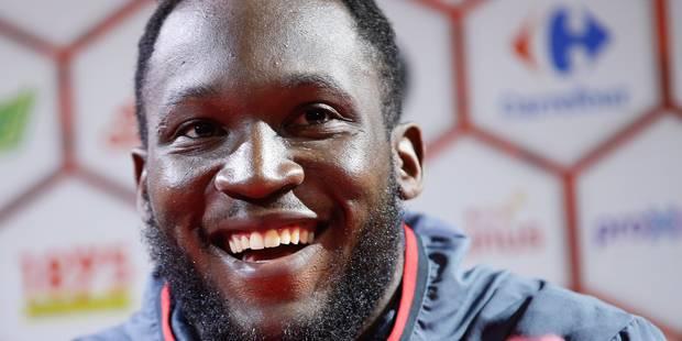 Diables Rouges: Romelu Lukaku veut continuer à battre des records (VIDEO) - La DH