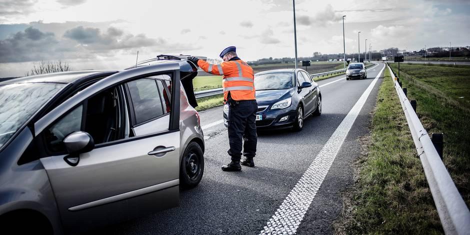 Un Belge sur cinq est fiché par la police. Et vous ?