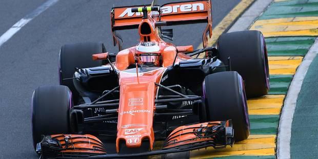 """Eric Boullier, directeur sportif de McLaren-Honda: """"Du bon boulot de Stoffel"""""""