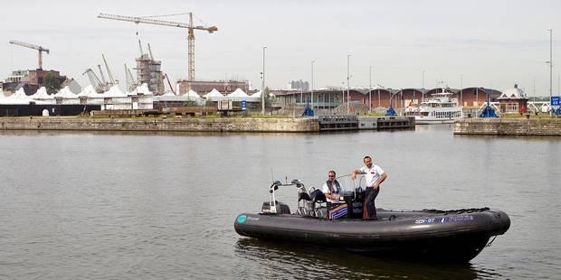 La police de la navigation du port de Gand fait naufrage - La DH