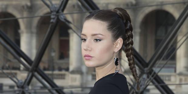 Adèle Exarchopoulos, future maman radieuse - La DH