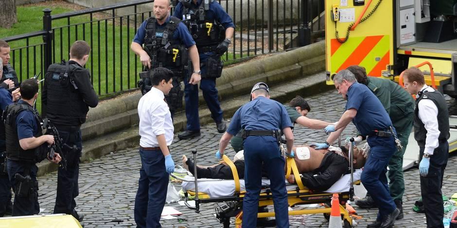 Aucune preuve de lien avec des groupes jihadistes — Attentat de Londres