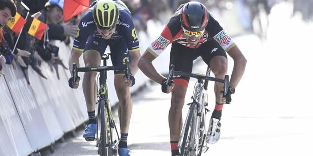 Van Avermaet remporte Gand-Wevelgem devant Keukeleire et Sagan