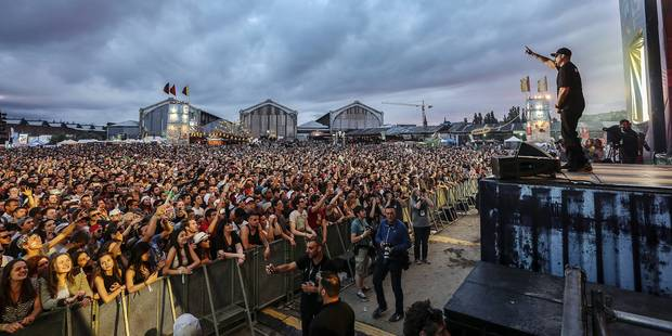 Plus de 700 concerts à Bruxelles en 2016 - La DH