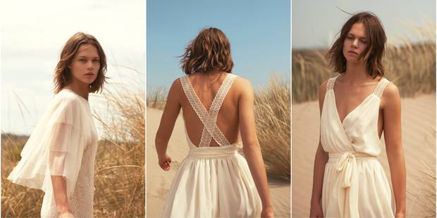 On aime : les robes de mariage boho-chic de Sessùn - La DH