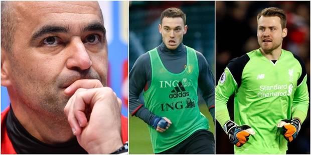 """Martinez: """"Mignolet et Vermaelen débuteront face à la Russie, Tielemans jouera aussi"""" - La DH"""