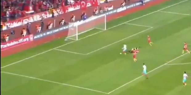 La sensation du foot turc Emre Mor inscrit son premier but en sélection - La DH