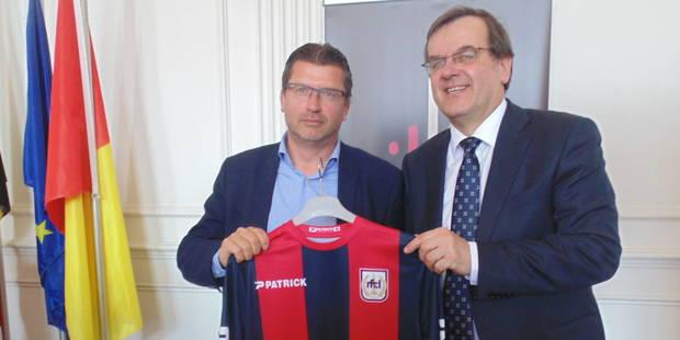 Le RFC Liège présente son futur stade et annonce un match de gala contre le Standard pour ses 125 ans