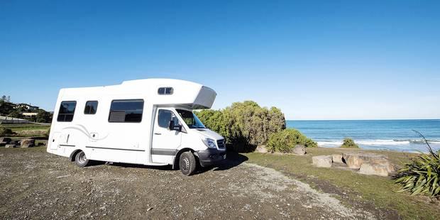 Le camping-car a la 'côte' chez nous - La DH