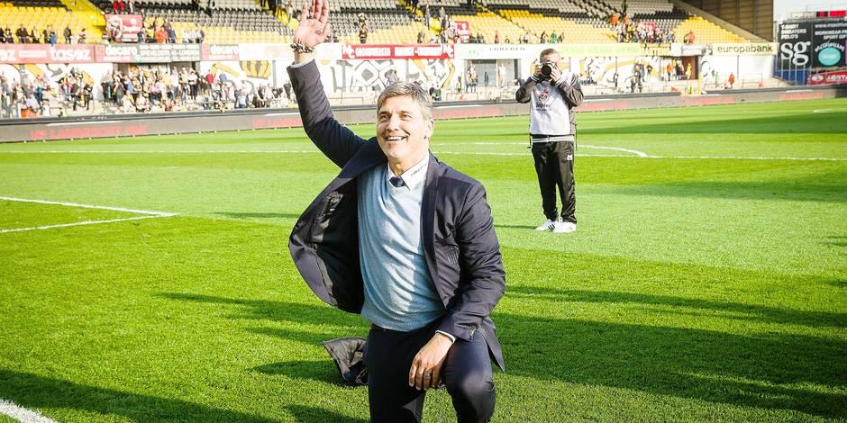 """Quand les coaches étaient joueurs (2/8) : Felice Mazzù """"j'étais plus souvent chez le kiné que sur le terrain"""""""