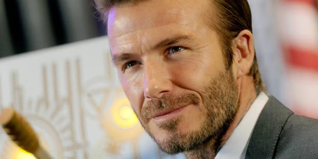 Un cliché affreux de David Beckham affole la toile: que lui est-il arrivé ? - La DH