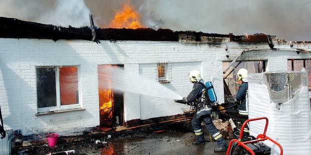 Brabant wallon : l'IECBW lutte aussi contre les incendies - La DH