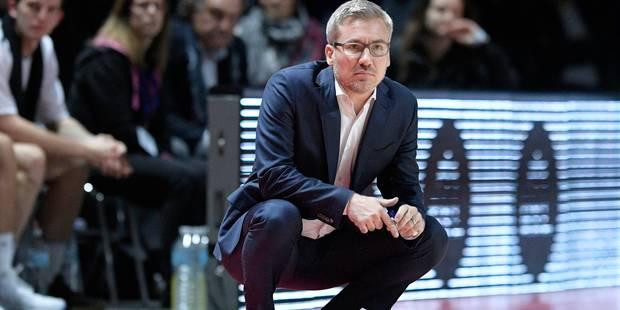 Serge Crevecoeur rejoint le staff des Belgian Lions - La DH