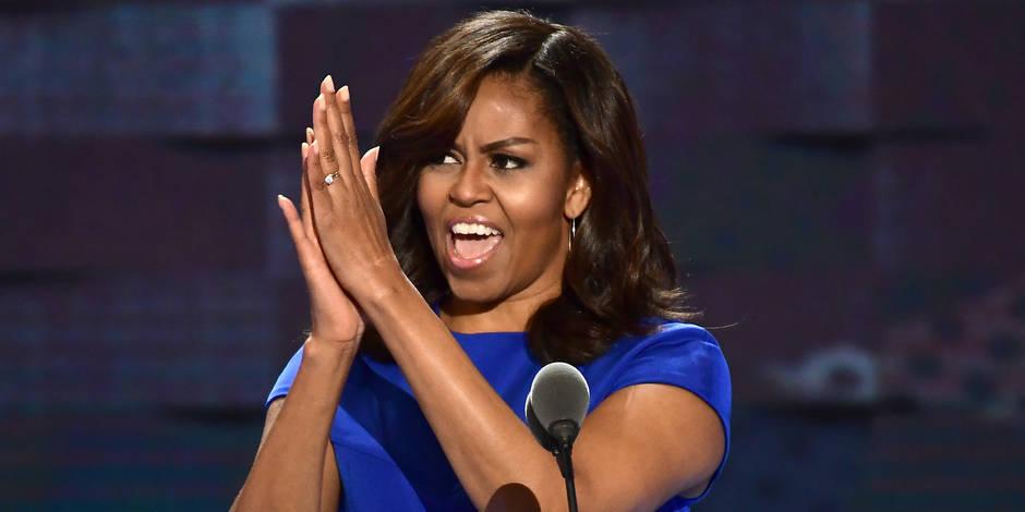 Michelle Obama manque à ses fans qui partagent une photo étonnante