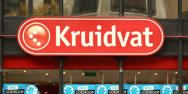 Quand un coloriage pour enfants de chez Kruidvat représente... Hitler - La DH