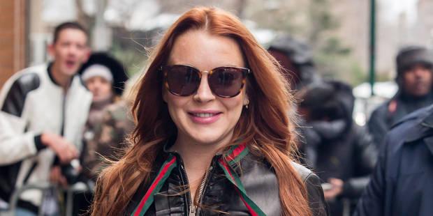 Lindsay Lohan en burkini sur la plage: coup de pub ou conversion à l'islam ? - La DH