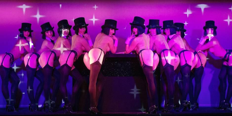 Les premiers pas de Conchita Wurst au Crazy Horse