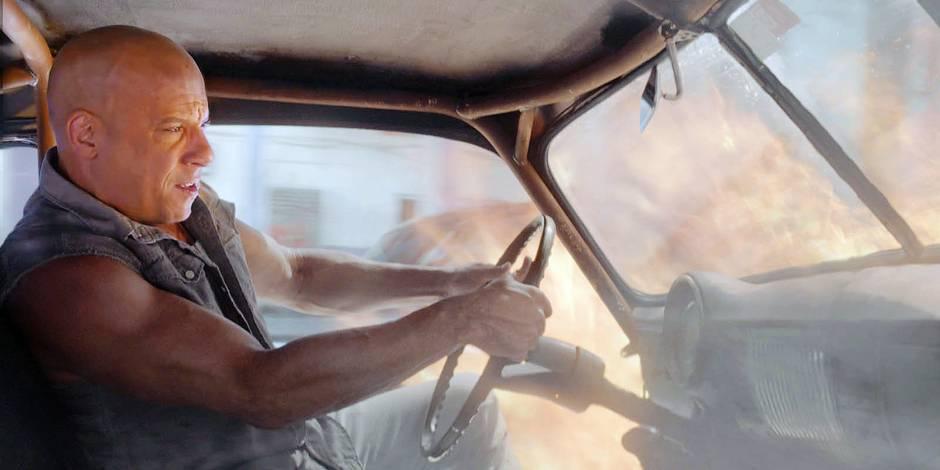 """Vin Diesel: """"Mon père biologique, c'est l'homme invisible"""" - La DH"""