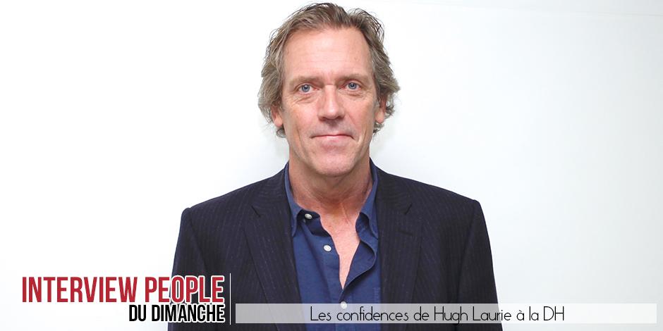 Hugh Laurie: l'ex-Dr House de retour à l'hôpital - La DH