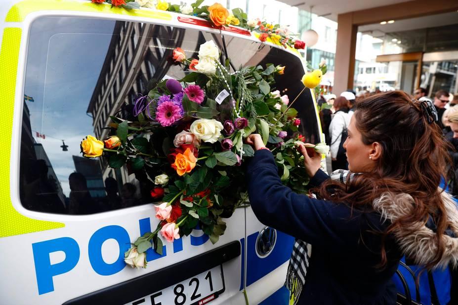 Attentat stockholm la victime belge tait une psychologue du service de l office des - Office des etrangers france ...