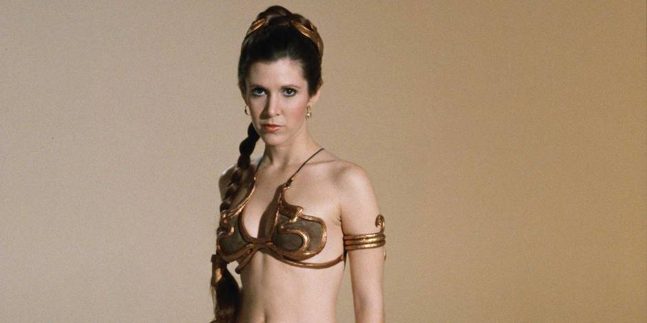 Carrie Fisher sera... au casting de Star Wars 9 !
