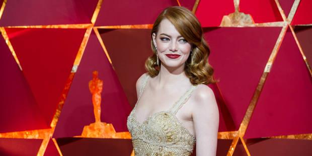 Emma Stone a répondu à l'invitation d'un lycéen à son bal de rhéto - La DH