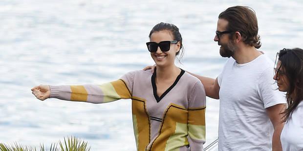Le joli prénom du bébé de Bradley Cooper et Irina Shayk - La DH