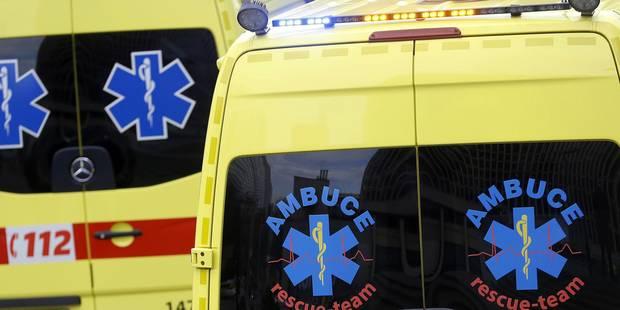 Une personne grièvement blessée sur la E42 à hauteur du viaduc de Polleur - La DH