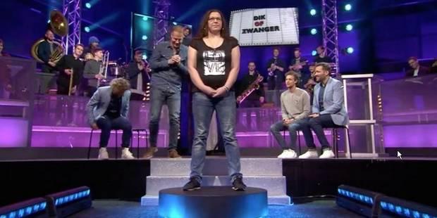 """""""Grosse ou enceinte ?"""": L'émission qui crée la polémique aux Pays-Bas - La DH"""