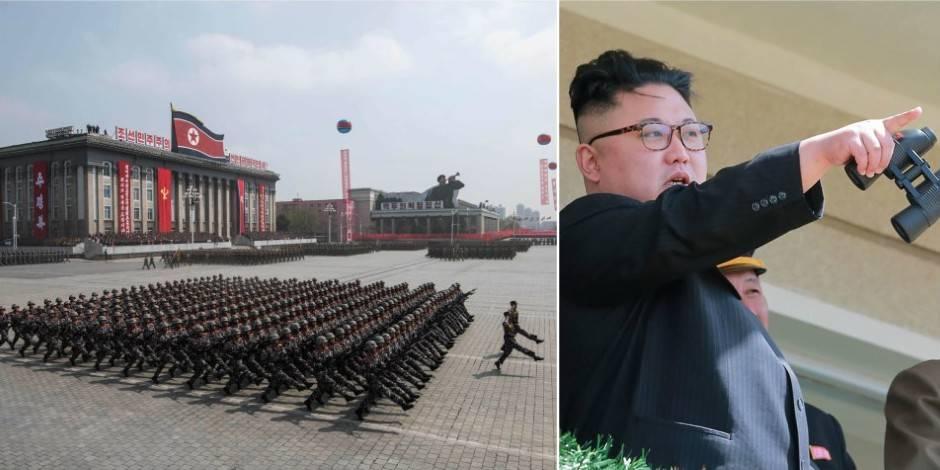 Corée du Nord. Un clip montre des missiles détruisant l'Amérique
