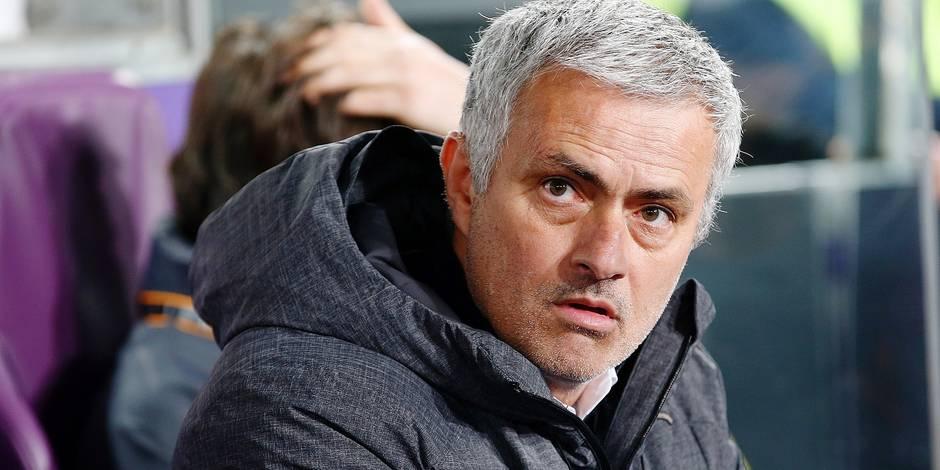 Mourinho passe à l'attaque avant le match face à Chelsea