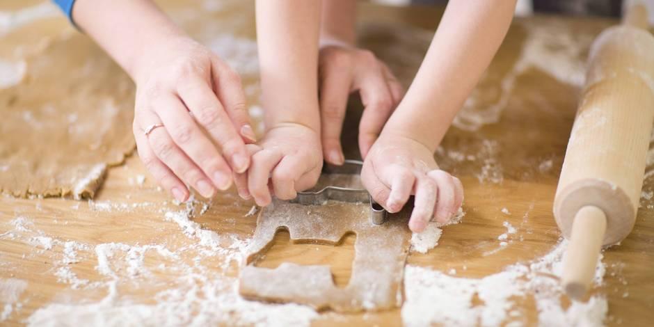 Enfants: les bonnes adresses pour apprendre à bricoler, coudre et cuisiner