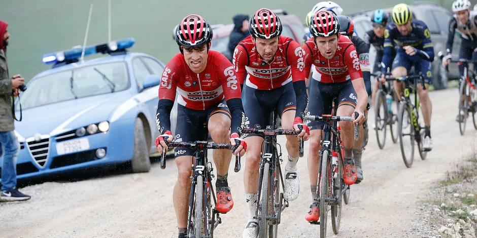 Amstel Gold Race: victoire du Belge Philippe Gilbert