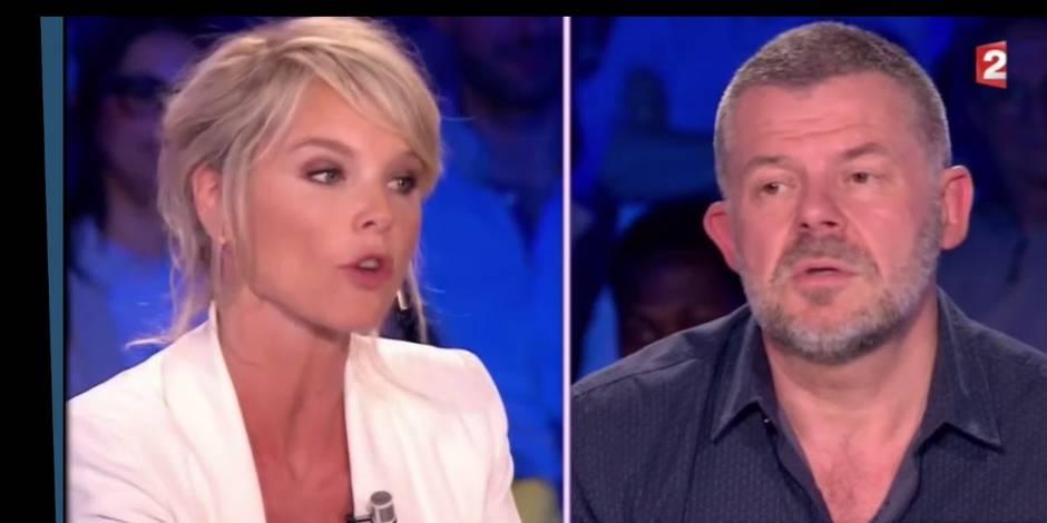 Laurent Ruquier répond aux rumeurs sur le départ de Vanessa Burggraf —