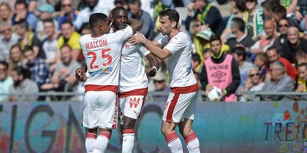Ligue 1: Bordeaux bat Nantes et conforte sa 5e place européenne - La DH