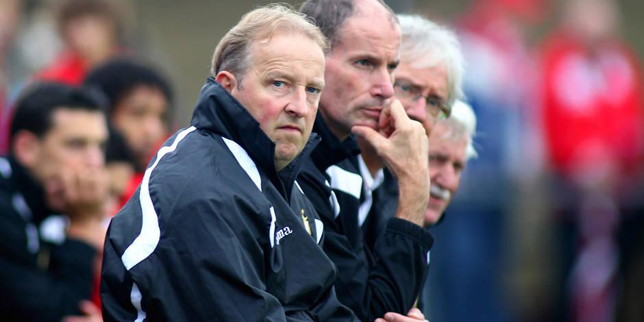 José Jeunechamps coachera le Standard jusqu'en fin de saison