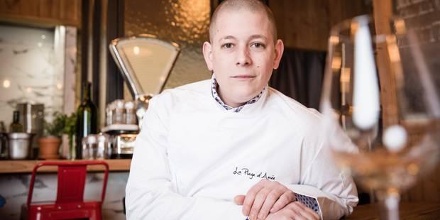 Dernier candidat belge, Julien loupe la finale de Top Chef - La DH