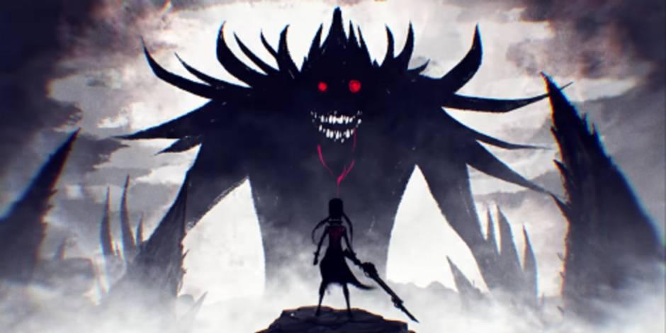 Premières images du nouvel action RPG de Bandai Namco — Code Vein