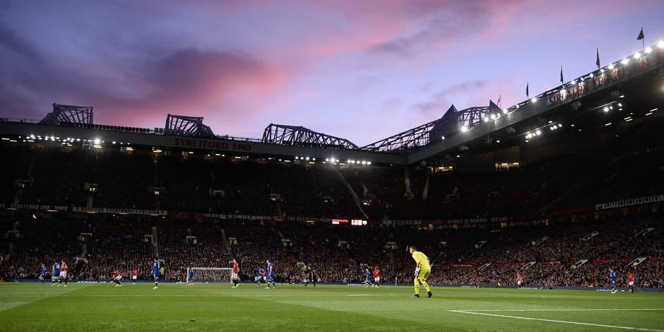 Les clubs anglais perdent de l'arg — Angleterre