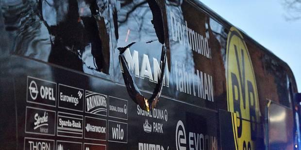 Allemagne: l'auteur présumé de l'attaque de Dortmund arrêté, il désirait influer sur le cour des actions du club - La DH
