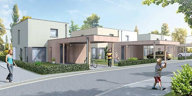 900 logements dans le futur écoquartier près de la gare d'Ottignies - La DH