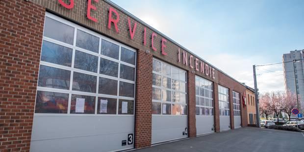 Saint-Ghislain : Les pompiers ont refusé de partir en intervention pendant dix jours - La DH