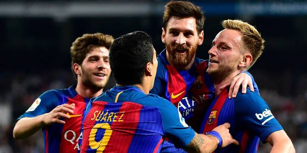 Messi remet le Barça aux commandes de la Liga ! - La DH