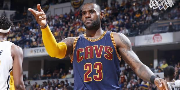 NBA: Coup de balai pour les Pacers; Boston revient de loin et Westbrook se fâche! (+VIDEO) - La DH