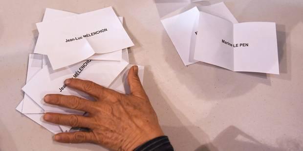 Voici pour qui les Français de Belgique ont voté - La DH