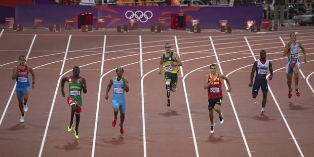 JO 2012: les Russes disqualifiés du 4x400m, la Belgique récupère la 5e place - La DH