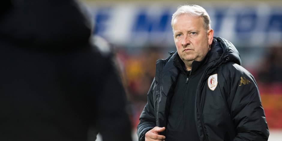 """Jeunechamps avant Standard - Waasland-Beveren : """"J'espère que mes joueurs sont énervés"""""""