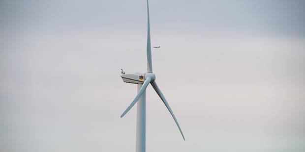 Thuin : Nouveau refus pour l'éolien - La DH